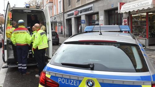 Te attack occurred near Rosenheimer Platz