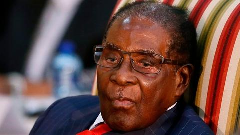Mugabe choice as WHO envoy 'offensive and bizarre' - Harris | RTÉ News