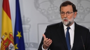 Mariano Rajoy said his government wants to restore the law