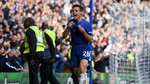 Cesar Azpilicueta hopes that Chelsea can make up some ground on the Manchester clubs