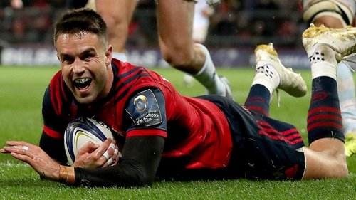 Does Conor Murray get your selection at scrum-half?