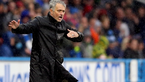 Jose Mourinho: 'They beat us on attitude'
