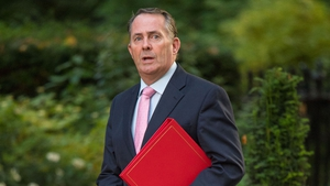 Earlier this month Liam Fox put the odds of a 'no deal' Brexit at 60-40