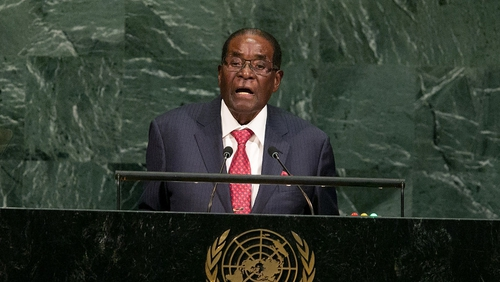 There was international uproar after Robert Mugabe was appointed as a WHO goodwill ambassador