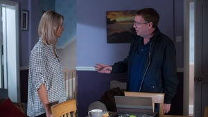 Kathy is concerned for Ian after Jane's disappearance