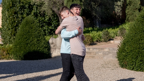 Seán and Conor Price - Still living their X Factor dream