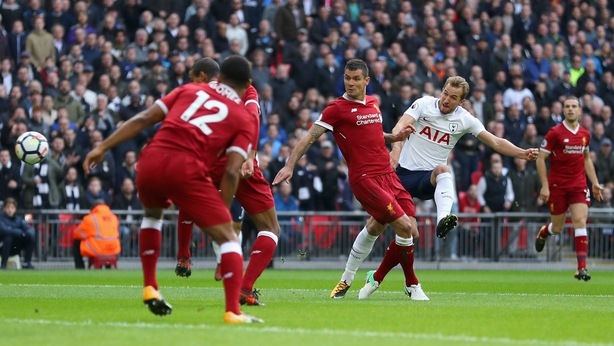 Harry Kane scores magnificent double as Tottenham destroy Liverpool at Wembley