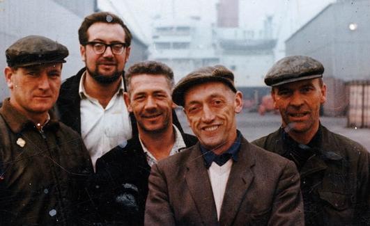 The Dublin Docker