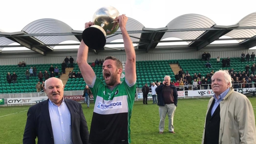 Fulham Irish claimed a first London Senior Football Championship since 2011 back in October