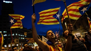 Companies are leaving Catalonia in the middle of Spain's worst political crisis in decades