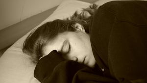 Less than half of Irish teens get enough sleep during the week. Photo: Rowan Saunders https://www.flickr.com/photos/thedust/