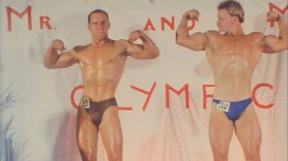 Dublin Bodybuilding Contest