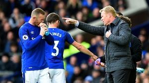 Ronald Koeman is no longer Everton manager