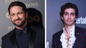 "Gerard Butler - ""There's nobody quite like Robert Sheehan. He's so charismatic and he's the best actor that I've worked with in a long time."""