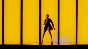 Grace Jones: predatory