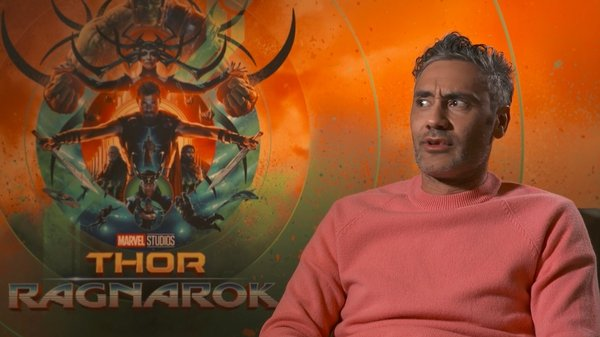 "Taika Waititi - ""What better way to steer a franchise that doesn't know where it's going than by getting someone who has no idea what he's doing, from New Zealand, to come in and take over!"""