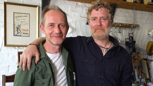 Vocal Chords: Glen Hansard | The Lyric Feature
