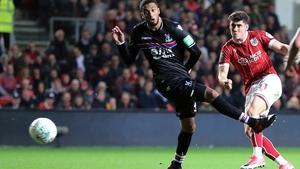 Callum O'Dowda puts the icing on the cake for Bristol City
