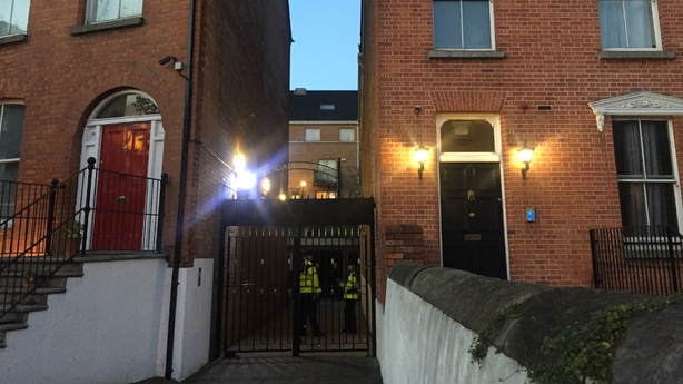 Murder investigation after woman's body found in Dublin apartment
