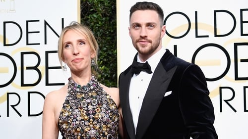 8fb968361c5c2 Husband and wife duo Sam and Aaron Taylor Johnson teaming up for film