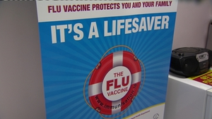 The HSE said there had been 25 deaths so far during the flu season