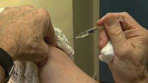 People in high risk groups are urged to get the flu vaccine