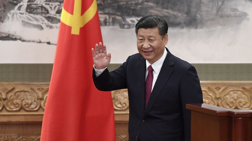 Xi is currently required by China's constitution to step down as president after two five-year terms