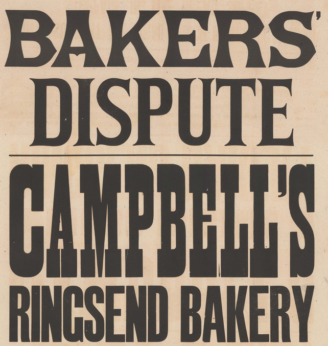 Century Ireland Bakery Strike