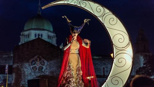 Macnas At Halloween   How We Made Irelandu0027s Spookiest Parade