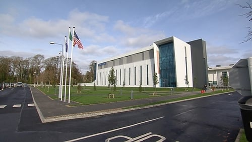 Regeneron has been in Limerick since 2014, when it took over the old Dell factory in the city