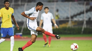 England underage international Rhian Brewster