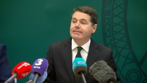 Finance Minister Paschal Donohoe cautions that the country's hard-won gains cannot be taken for granted
