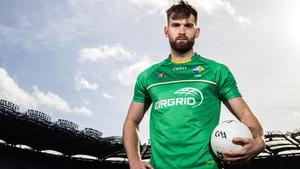 Mayo's Aidan O'Shea will lead Ireland on the field