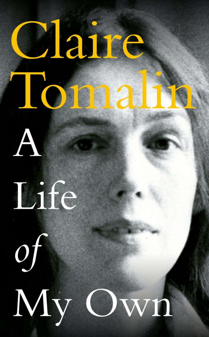 """A Life Of My Own"", a memoir by Claire Tomalin"