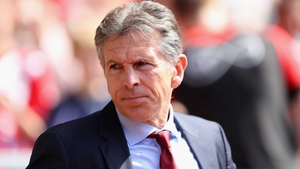 Claude Puel's Leicester are ninth in the Premier League