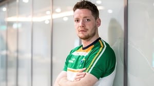 Conor McManus is Ireland's vice-captain