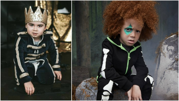 Halloween costumes for kids that can be worn again