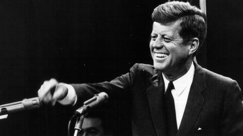John F Kennedy - the 35th President of the United States