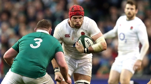 James Haskell has not made the cut