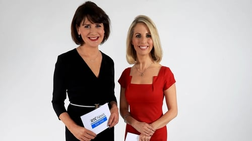 Keelin Shanley and Caitriona Perry will discuss their new Six One roles on Friday's Late Late