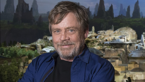 Mark Hamill will be honoured at Oscar Wilde Awards 2018