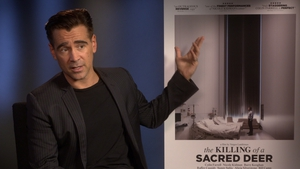 "Colin Farrell: ""Even before I read it, it was kind of a 'yes, I have to be involved'"""