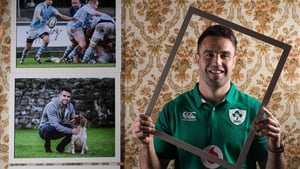 Conor Murray's pal Simon Zebo is not in the Ireland frame
