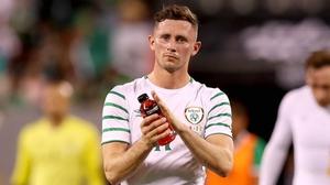 Martin O'Neill praised Alan Browne's attitude and form