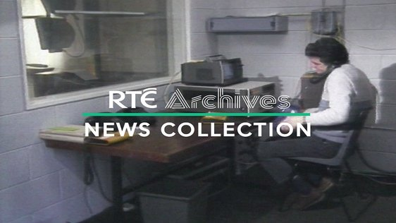 RTÉ Archives News Collection 2017