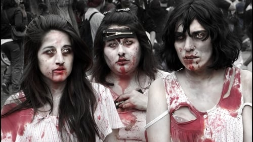 The zombies are on the march. Photo: Danilo Urbina https://www.flickr.com/photos/hojas_cayendo/