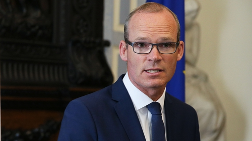 Minister for Foreign Affairs Simon Coveney cautions against setting a timeline designed to correspond with any elections