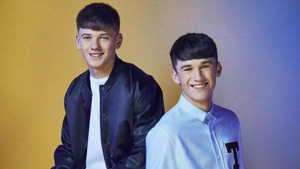 Sean and Conor Price look slick after their X Factor makeovers