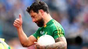 Paul Galvin retired from inter-county football in 2015