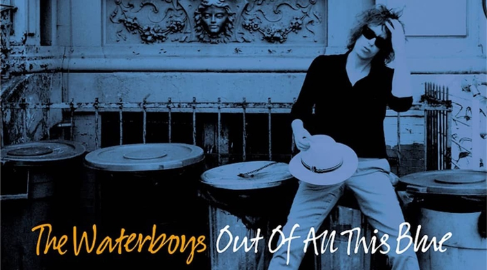 The Waterboys, live in session